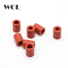 Custom Industrial Shock Absorber Molede Silicone Part for Rubber Car Products