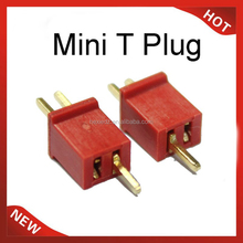 RC connectors Male and Female Gold plated Mini micro Dean Deans T plug connectors RC LiPo NiMh battery