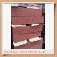 brick building standard clay brick dimensions for wholesales exterior and interior wall decoration