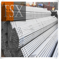 Tianjin manufacturer TSX-GP 13695 ASTM A120 STEEL DECORATIVE PIPE & HOT DIP GALVANIZED TUBE