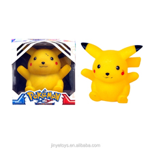 6 inch Pokemon Go figure Pokeball toys with light and sound