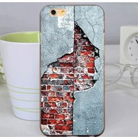 For iphone 6 case, Wholesale Marble Stone Case High Quality Ultra Thin TPU Soft Back Cover Marble Phone Case for apple iphone 6