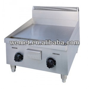 All flat top gas griddle/grill