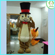 HI CE simon the chipmunk mascot costume, mascot costume for sale