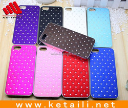 High quality flashing mobile phone case for iphone 6 made in china