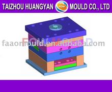 plastic mould 3D drawing