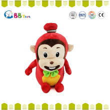 Monkey3- in-1 Plush Toy Baby pet Monkey3-in-1 pillow and blanket stuffed toys