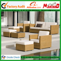 New design outside furniture roots rattan outdoor furniture