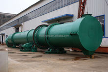 good sale una cheap cow dung chicken manure rotary dryer with high capcity