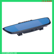 HD rearview mirror 1080p full hd car black box with gps and g-sensor