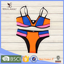 China Supplier Latest Cheap Hot Gril Sexy Bikini Swimwear