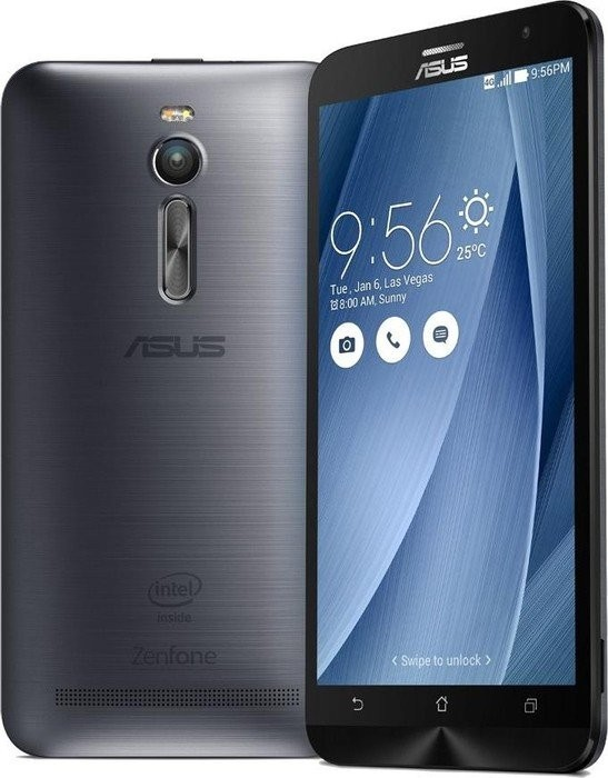 Original Asus Zenfone 2 ZE551ML Intel Z3560 Quad Core 1.8GHz Mobile Phone 4G FDD LTE 4G RAM 32G ROM 1080P 5.5'' 13.0MP Camera
