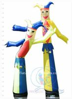 2011 {QiLing} small inflatable air dancer