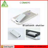 High quality Smart Wireless Mobile phone Selfie Device Bluetooth Camera Shutter