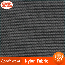 heavy duty thick waterproof 2520D woven ballistic nylon fabric with pu coated for bags