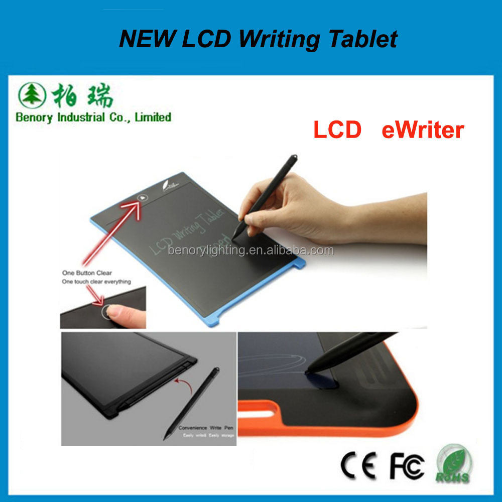 fashion new easy writing digital lcd graphics tablet