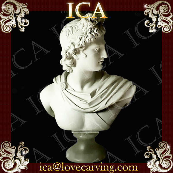 ICA Marble Bust - David Bust