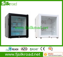 Hot sale & high quality noise free hotel mini bar/fridge/refrigerator