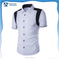 Custom Short Sleeve Men Shirts Fresh Made New Shirt Designs For Men