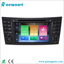 7 inch touch screen factory price android car dvd player with gps for Mercedes-Benz E Class W211/G Class W463/CLS W219
