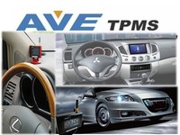 Taiwan AVE OE TFT TPMS (AVE-T1005OEL) TPMS Tire pressure monitoring System