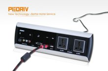 hotel equipment high-end multimedia connector Hub/hotel tv