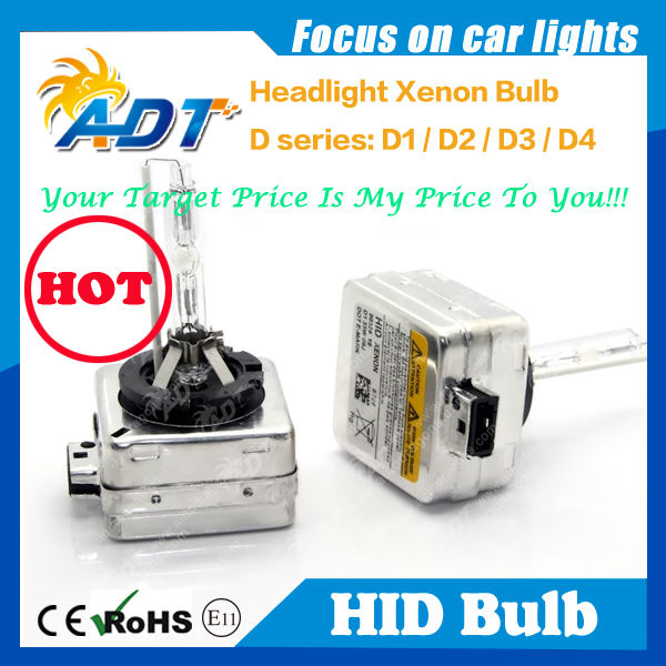 Hid D1S 35w xenon Headlight Bulbs head lamp