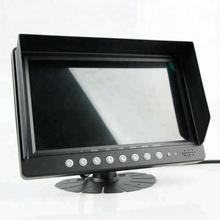 9 Inches Widescreen Car LCD Monitor