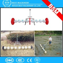 China Hot sale rice sprout transplanter/ manual rice seeder