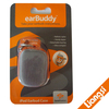 earbuddy case with zipper enclosure,earphone case storage bag,eva earbuds case