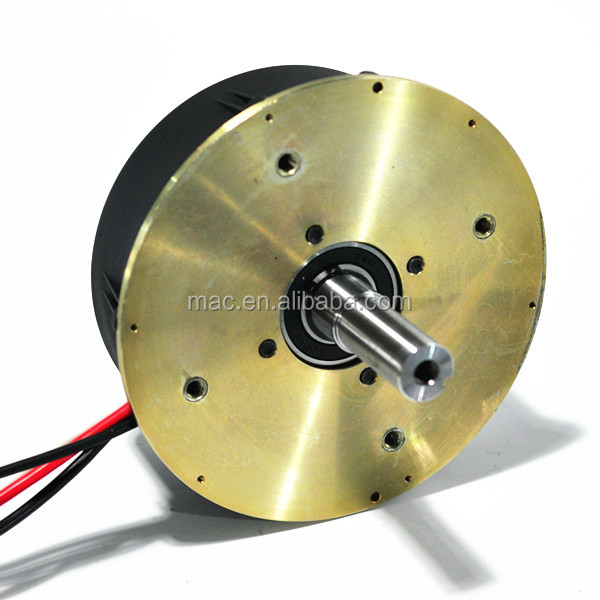 Mac <strong>motor</strong> 24V/36V/48V 3000rpm 2KW for lawn mower and bump agriculture <strong>motor</strong>