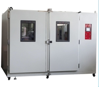 Large Programmable Temperature Humidity Environmental Chamber Walk in Climatic Stability Test Chamber