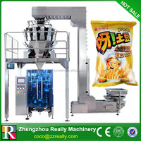 Low cost weighting Packaging machine for charcoal