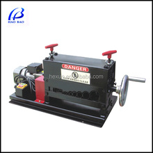 HW-38 2014 Hot sale Braided Wire Cutting Machine CE certificate scrap copper cable stripper machine / cable making equipment