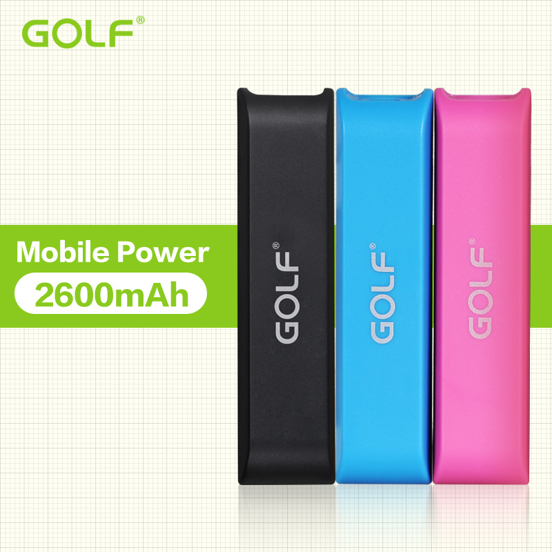 new products portable charger 2600mah mobile power bank for all smartphone on alibaba china