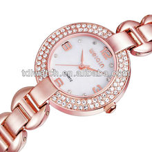 2014 new High quality diamond bracelet watches Vintage ladies watch