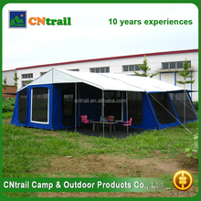 buy wholesale from chinanice decoration off road hard floor trailer tent
