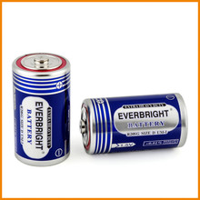 Wide varieties d cell 1.5v r20 batteries for water heating