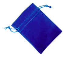 custom velvet jewelry pouch bags wholesale