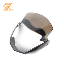 Gotion Wholesale Custom Motorcycle Parts ABS Head Light Cover for YBR K