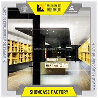 Wine store display furniture ,wooden wine bottle display case ,wine showcase display cabinet