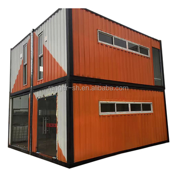 DIY Shipping Movable Potable House / Flat pack container house