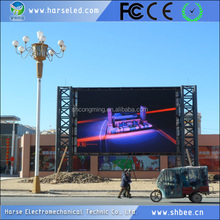 Factory Directly sales p20 led display module 64x32 dot matrix p3