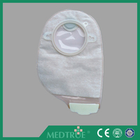 Medical Disposable Two System Drainable Colostomy Bag With CE/ISO Certification (MT58085060)