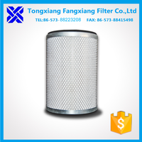 F5 to H14 cartridge active carbon air filter