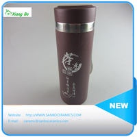 2015 VSON unique design stainless steel thermo mug coffee mug without handle bluetooth cup