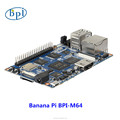 Banana PI M64 64 bit single board Allwinner A64 chip support windows IOT