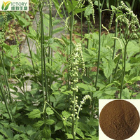 Factory supply 100% nature black cohosh extract powder