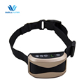 2018 China Manufacturer Rechargeable Vibration Bark Collar 7 Levels Adjustable with LCD Display Made In China