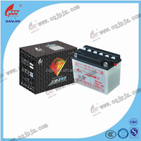 Chongqing Factoriesmotorcycle Battery 12V 7Ah Electric Motorcycle Battery Pack